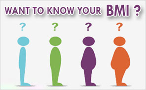 Calculate your BMI [Body Mass Index]