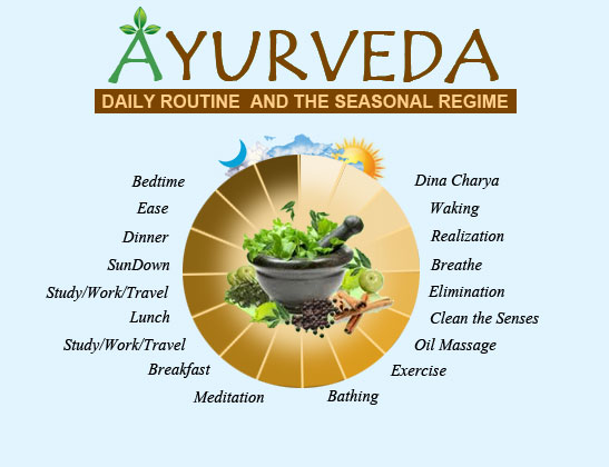 Daily Routine & Seasonal Regime