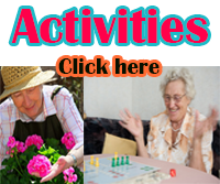 Activities in Elders