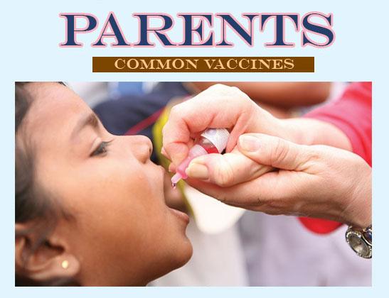 Common Vaccines for Children