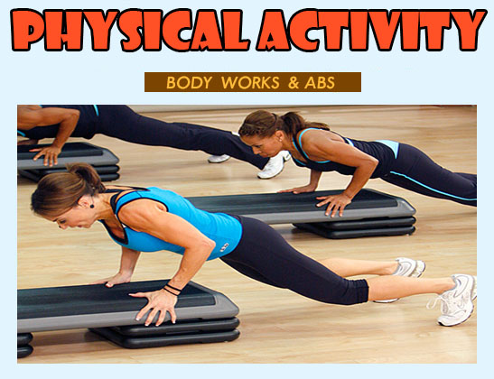 Know more about Body Work & Abs