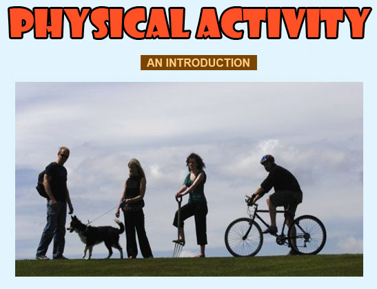 Introduction to Physical Activity