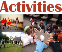 Activities - Click to know more