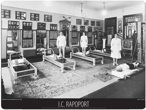 I.C.RAPOPORT