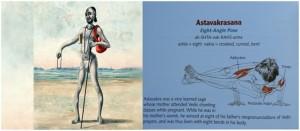 Ashtavakrasana