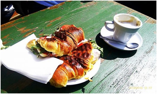 Breakfast in Portugal