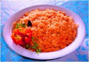 INDIAN SPICY TOMATO RICE