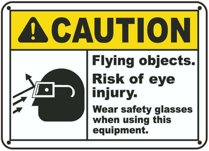 Use safety Eyewear