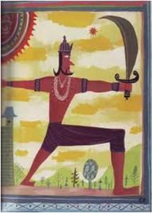 Virabhadrasana