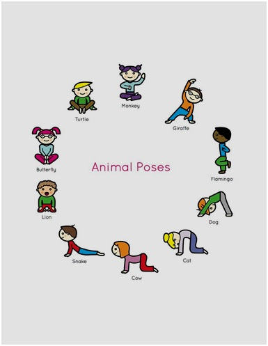 Animal Poses