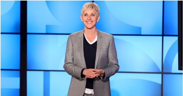 Ellen DeGeneres: Talk Show Host: