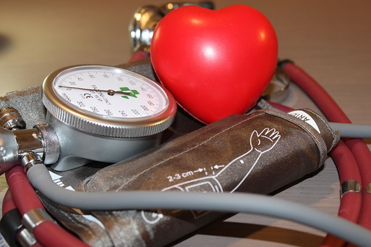 Hypertension from your body