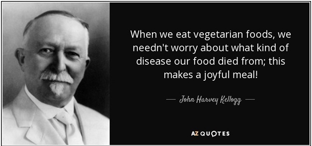 John Harvey Kellogg: Of Kellogg