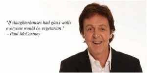 Sir Paul McCartney: Famous musician