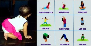 How Yoga benefits kids?
