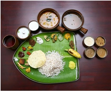 use of banana leaf to serve food  healthylife  werindia