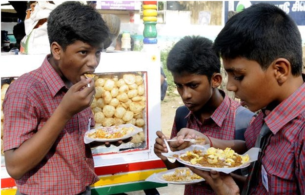 India's Obesity Problem Is So Huge, Officials Want to Ban Junk-Food Sales to Students