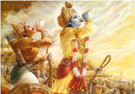 Change is the Law of Universe- Bhagavada Gita