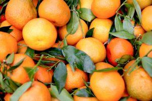 Mandarin essential oil (calming)
