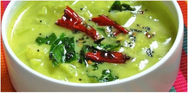 Kootu Vegetable Curry