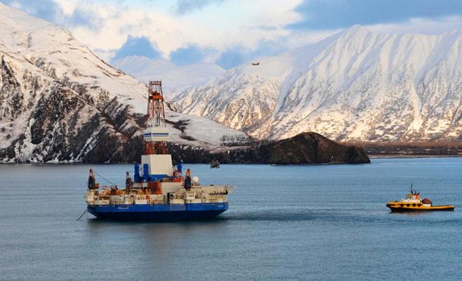 Victory! Shell Abandons Arctic Drilling