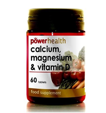 Vitamin D & Magnesium