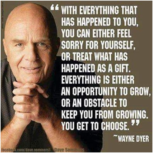 Wayne Walter Dyer's Inspirational quotes