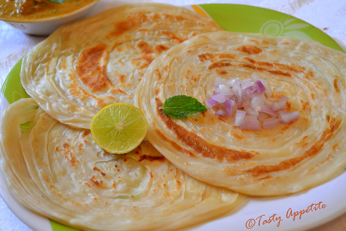 Traditional indian bread varieties healthylife werindia parotta forumfinder Image collections