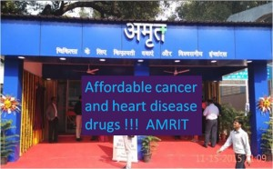 AMRIT - Affordable Medicines and Reliable Implants for Treatment