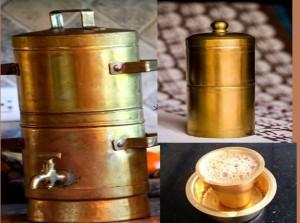 Coffee Maker Vessel