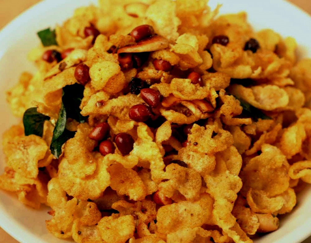 DIWALI SPICY CORN MIXTURE