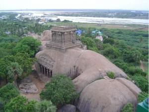 Mahabalipuram Caves