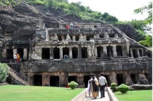 Undavali Caves