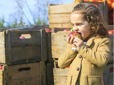 Antibiotics In Food Are Making Children Allergic To Fruits & Vegetables