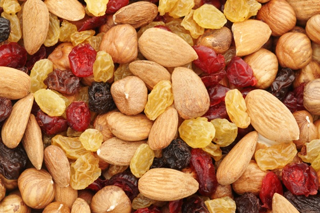 Dry Fruits and Seeds