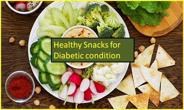 Healthy Snacks for Diabetic Conditions