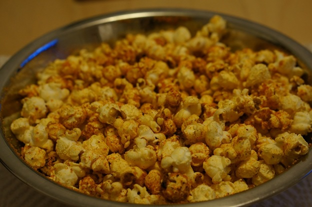 Light Popcorn