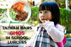 Taiwan Bans GMOs In School Meals-Healthylife -WeRIndia