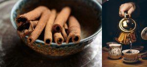 Cinnamon & Green tea