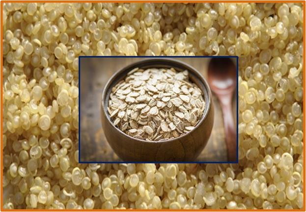 Quinoa & Oats