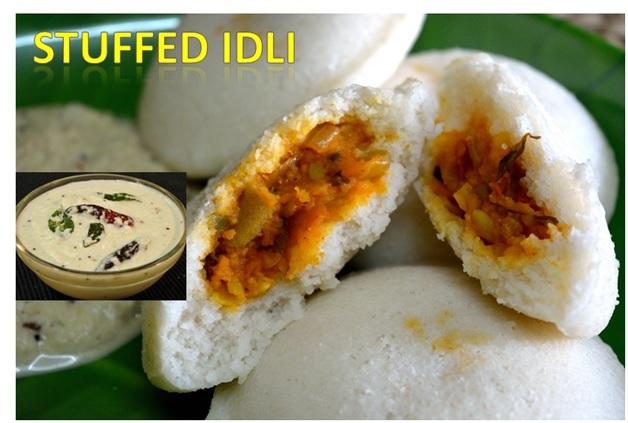 STUFFED IDLIS