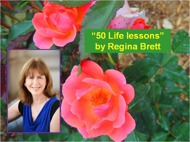 "REGINA BRETT'S ""50 LIFE LESSONS"""