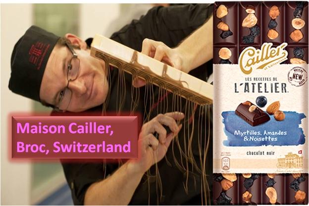 Maison Cailler, Broc, Switzerland