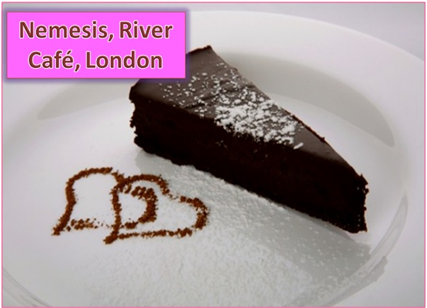 Nemesis, River Café, London, England
