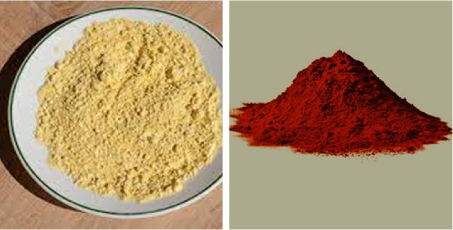 Red Sandalwood & Besan Powder