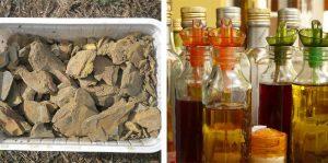 Vinegar & Fuller's Earth (Multani Mitti)