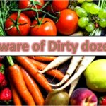 Twelve Most Toxic Fruits And Vegetables To Consume