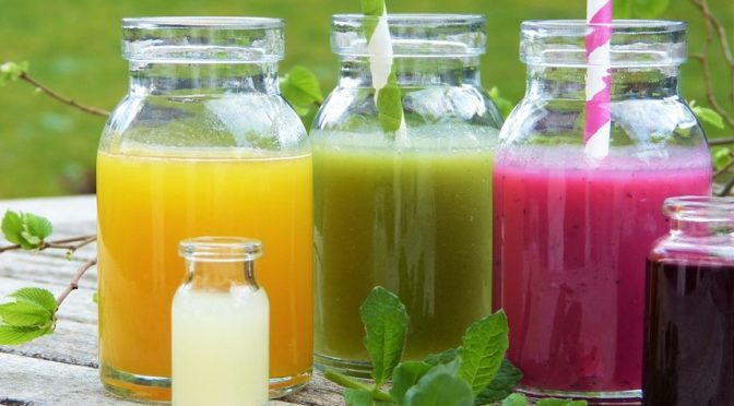 Detoxifying Natural Drinks