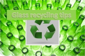 Glass Recycling Tips