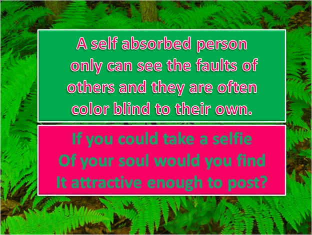 What makes a person unattractive?